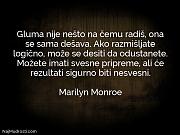 Marilyn Monroe: Gluma nije nešto na...