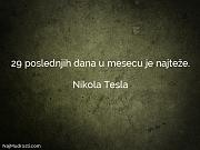 Nikola Tesla: 29 poslednjih dana u...