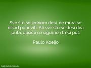 Paulo Koeljo: Sve što se jednom...