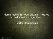 Fjodor Dostojevski: Nema razlike između budale...