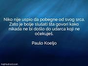 Paulo Koeljo: Niko nije uspio da...