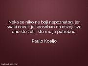Paulo Koeljo: Neka se niko ne...