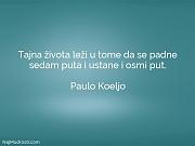 Paulo Koeljo: Tajna života leži u...