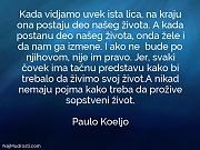 Paulo Koeljo: Kada vidjamo uvek ista...