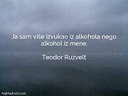 Teodor Ruzvelt: Ja sam više izvukao...